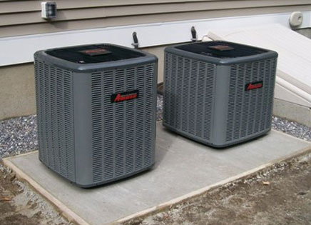 Air Conditioning & Air Quality Solutions.