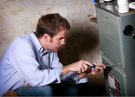 Furnace and Heater Services.